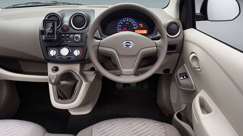 Datsun Go Plus + Ahash Nissan Thanjavur, Tamilnadu